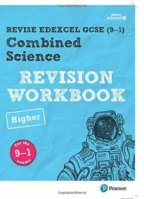 REVISE EDEXCEL GCSE (9-1) Combined Science:  by Stephen Hoare New Paperback Book