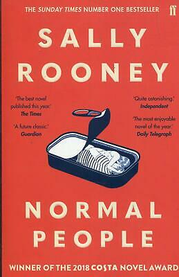 Normal People by Sally Rooney New Paperback Book