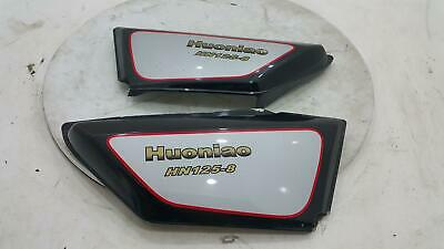 2011 Huoniao HN125-8 Pair Of Plastic Panels