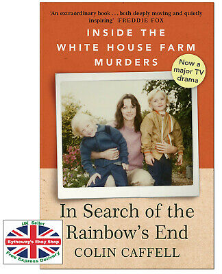 IN SEARCH OF THE RAINBOW'S END Colin Caffell PAPERBACK *BRAND NEW*