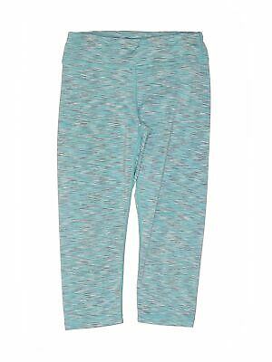 90 Degree by Reflex Girls Blue Leggings 7