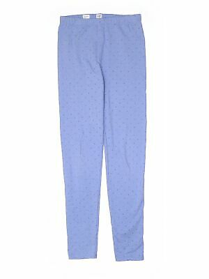 Gap Kids Girls Blue Leggings 14