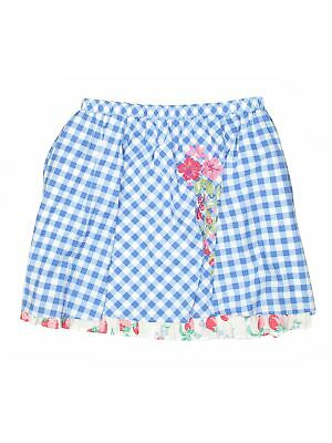 Matilda Jane Girls Blue Skirt XL Youth