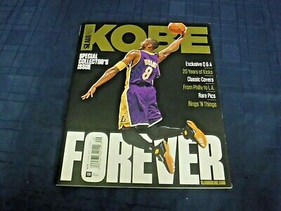 Slam Presents Kobe Bryant Special Collectors Foever Issue 2016