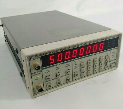 Stanford Research Systems SRS DS335 3.1MHz Synthesized Function Generator