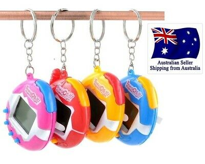 Tamagotchi Connection Virtual Cyber Pet Toy Electronic Keyring Party Bag Fillers