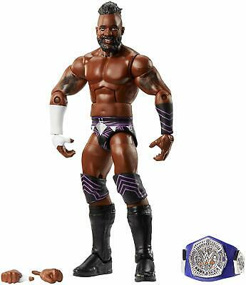 Mattel Wwe  Elite Collection Action Figures Cedric Alexander Series 67
