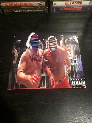 Westside Gunn 4th Rope Autographed Mixtape CD Griselda GxFR Conway Benny NEW