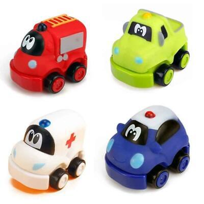 Cute Baby Boy Child Kids Car Toy with Rattling Flashing Light s2zl