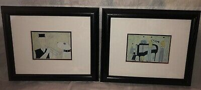 """Two Ladies in a Car by Annora Spence Fine Art Poster. 28 X 40/"""""""