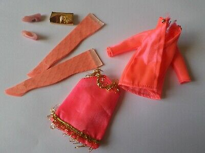 Topper Dawn (Palitoy Pippa) doll  outfit - Peachy Keen