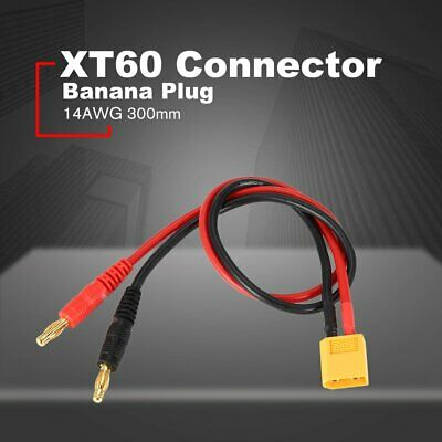 Connector Adapter Plug Converter DC 5.5mm x 2.1mm to XT60 male