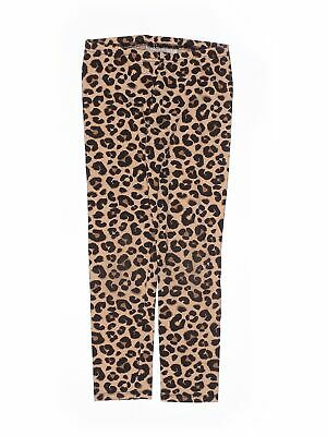 Jumping Beans Girls Brown Leggings 7