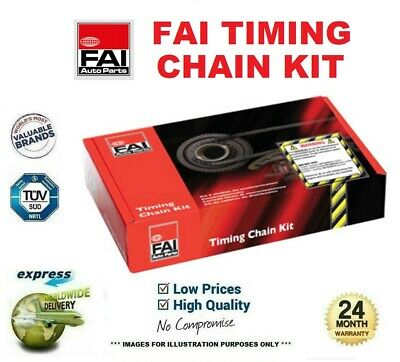 FAI TIMING CHAIN KIT for TOYOTA YARIS 1.0 GPL 2006->on
