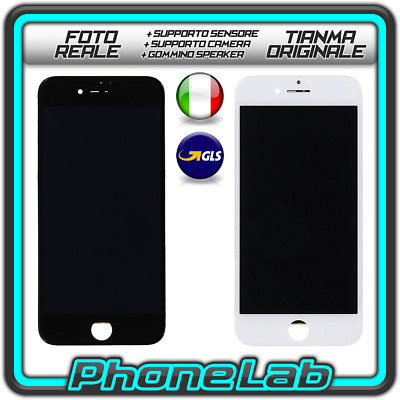 DISPLAY SCHERMO LCD RETINA TOUCH SCREEN Apple iPhone 7 ORIGINALE TianMa