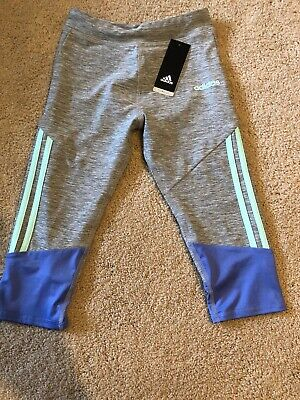 Girls Adidas Leggings Size 10/12