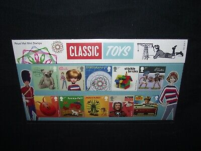 GB presentation pack 2017 Classic Toys.  pack no 545