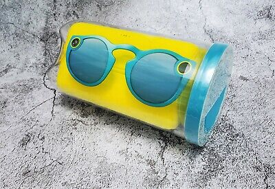 Snapchat Spectacles Glasses Teal BRAND NEW SEALED Made For iPhone