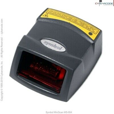 Symbol MiniScan MS-954 Fixed Mount Scanner