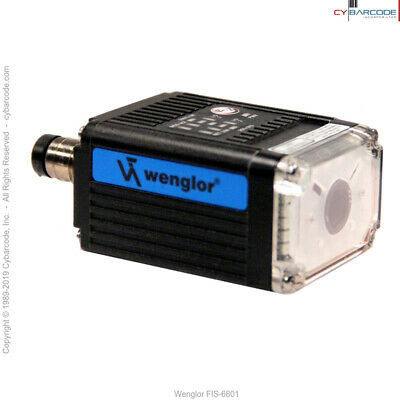 Wenglor FIS-6801 Fixed Mount Scanner