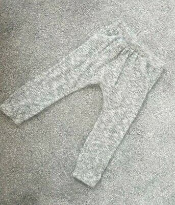 Stunning Girls Silver Sparkly Pants Joggers Lounge Wear River Island Age 3-4 L