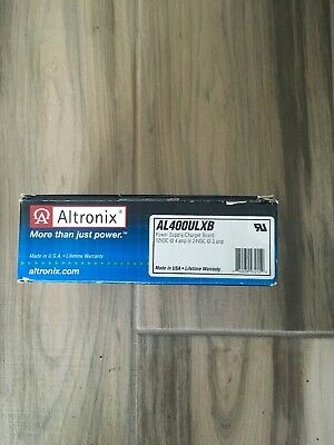 Altronix AL400ULXB Power Supply/Charger Board