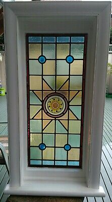 Leadlight Stained Glass Window