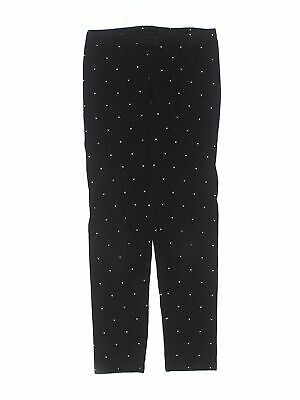 Old Navy Girls Black Leggings L Youth