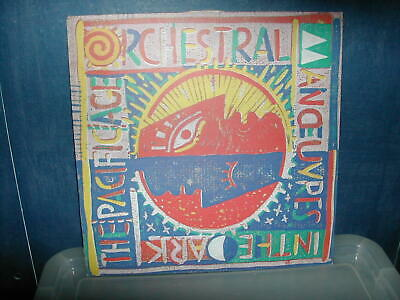 Orchestral Manoeuvres in the Dark-The pacific age LP 1986