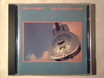 DIRE STRAITS Brothers in arms cd BULGARIA
