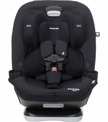 Maxi-Cosi Magellan 5-in-1 Convertible Car Seat, Night Black - NEW! - [Open Box]