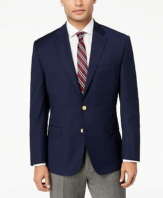 Navy Lauren by Ralph Lauren Ultra Tech Blazer/Sport Coat/Suit Jacket 38 MSRP 350