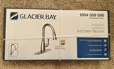 Glacier Bay Dylan Single Handle Pull