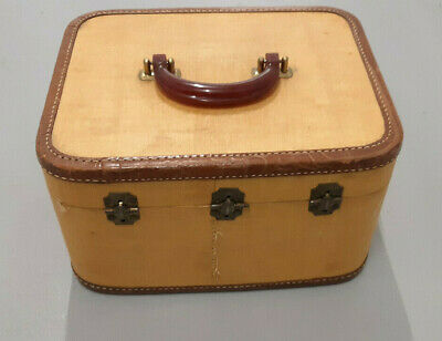 Vintage American Tourister Lady's Train / Vanity Travel Case