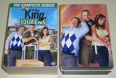 The King of Queens Complete Series DVD 27-Disc Set w/ Bonus Disc SAME DAY SHIP