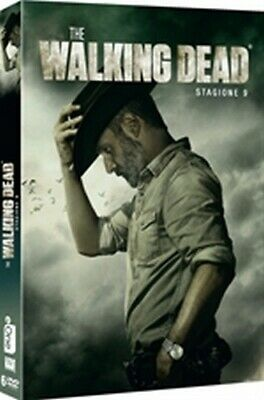 The Walking Dead - Stagione 9 (5 DVD) - ITALIANO ORIGINALE SIGILLATO -