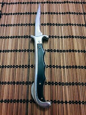 Vintage Japanese locking Pocket Knife Pistol Grip Style