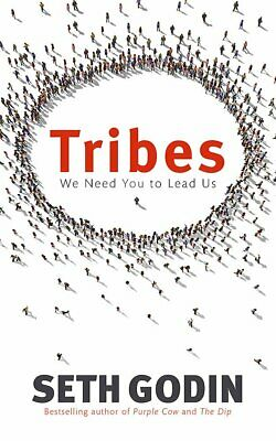Tribes by Seth Godin New Paperback Book