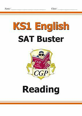 KS1 English SAT Buster Reading for the 2020 tests CGP  by CGP New Paperback Book