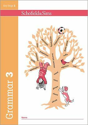 Grammar and Punctuation Book 3 Year 3, Ag by Schofield & Sims New Paperback Book