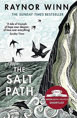 The Salt Path The Sunday Times bestseller, sho by Raynor Winn New Paperback Book