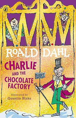 Charlie and the Chocolate Factory Dahl Fiction by Roald Dahl New Paperback Book