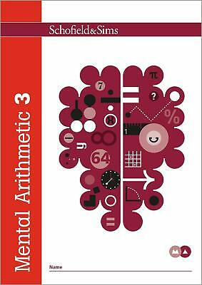 Mental Arithmetic Book 3 Years 4-5, Ages  by Schofield & Sims New Paperback Book