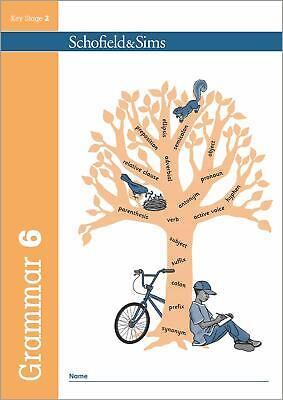 Grammar and Punctuation Book 6 Year 6, Ag by Schofield & Sims New Paperback Book