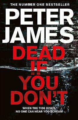 Dead If You Don't Roy Grace by Peter James New Paperback Book
