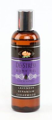 Natural By Nature Oils De-Stress Body Oil 250ml