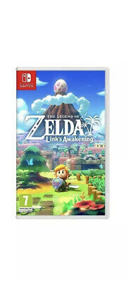 The Legend of Zelda: Link's Awakening sur SWITCH/ NEUF / SOUS BLISTER / VERS FR