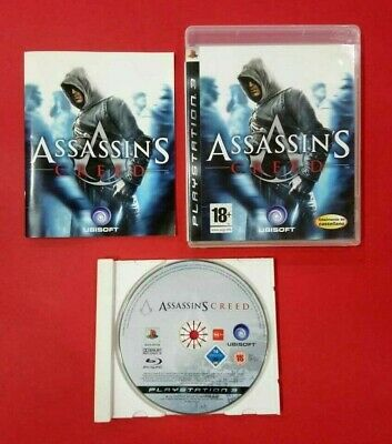 Assassin's Creed - PLAYSTATION 3 - PS3 - USADO - BUEN ESTADO
