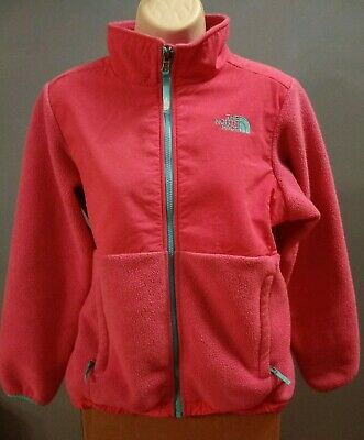 The North Face Fleece Jacket Girls Large 14/16