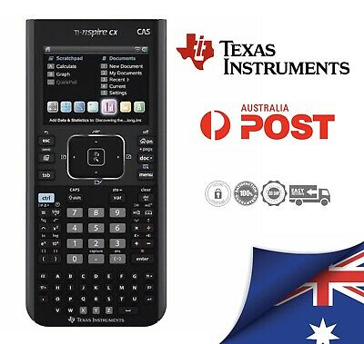 Refurbished Texas Instruments Nspire CX CAS Graphing Calculator